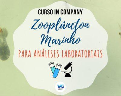 Zooplâncton Marinho para Análises Laboratoriais