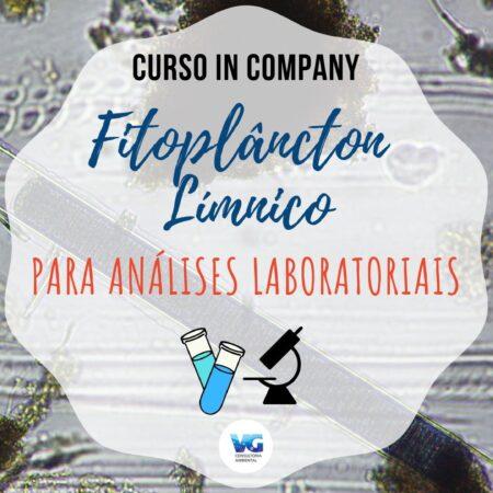 Fitoplâncton Límnico para Análises Laboratoriais