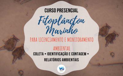 Fitoplâncton Marinho para Licenciamento e Monitoramento Ambiental