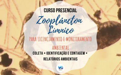 Zooplâncton Límnico para Licenciamento e Monitoramento Ambiental