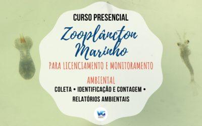 Zooplâncton Marinho para Licenciamento e Monitoramento Ambiental
