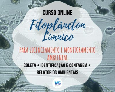 Fitoplâncton Límnico para Licenciamento e Monitoramento Ambiental