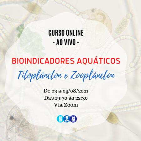 BIOINDICADORES AQUÁTICOS | FITOPLÂNCTON E ZOOPLÂNCTON
